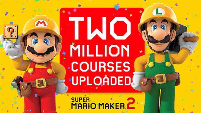 Super Mario Maker 2 : Des level designers français vont partager leurs créations