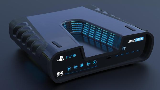 PS5 : Sony aurait déposé le design du kit de développement de la console, les images