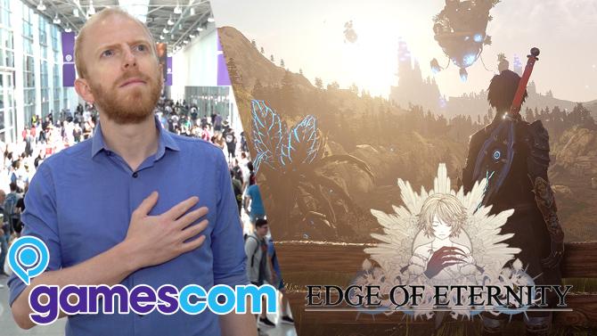 Gamescom 2019 : On est allé saluer Edge of Eternity, l'étonnant JRPG à la française