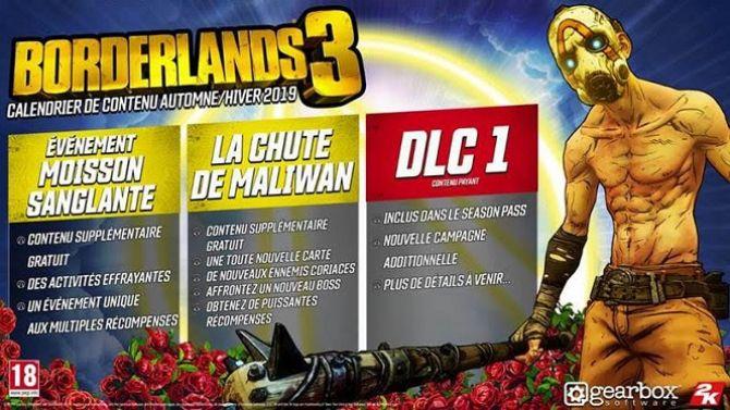 Gamescom 2019 : Plus d'informations sur l'endgame de Borderlands 3