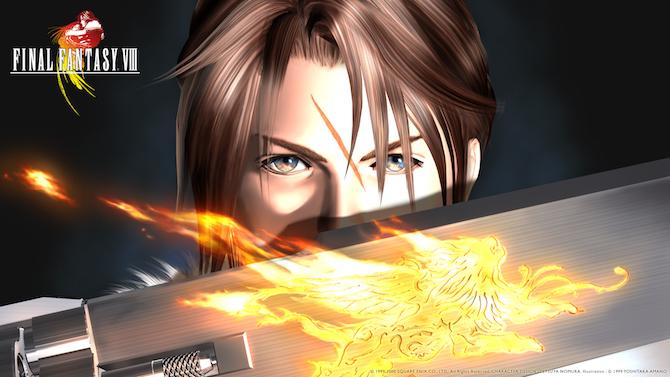 Gamescom 2019 : Final Fantasy VIII Remastered daté