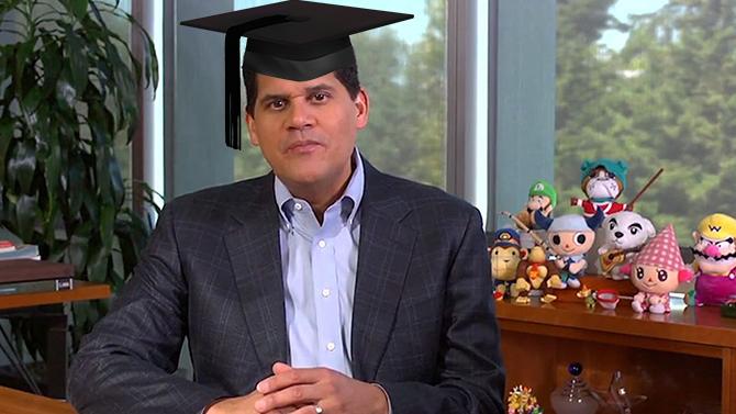 Reggie Fils-Aimé : L'ancien patron de Nintendo USA se lance dans une nouvelle carrière