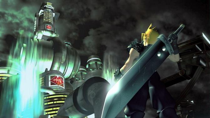 Final Fantasy VII Remake : Le Secteur 8, entre artwork et image dans le jeu