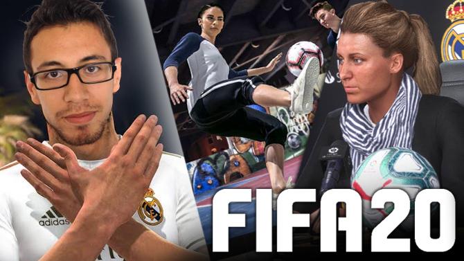 FIFA 20 : Le TOP 100 des meilleurs joueurs révélé, des notes justifiées ?