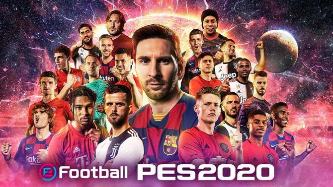 Gamescom 2019 : 2 millions de cashprize, retour de l'eFootball.Pro... Les annonces choc d'eFootball PES 2020