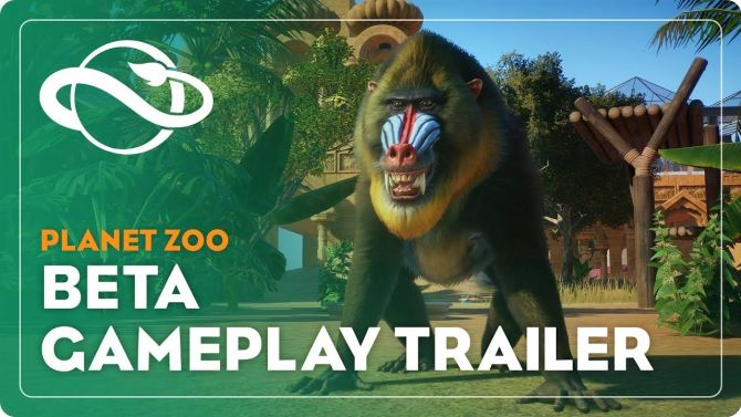 Planet Zoo : La bêta s'offre une bande annonce sauvage de toute beauté