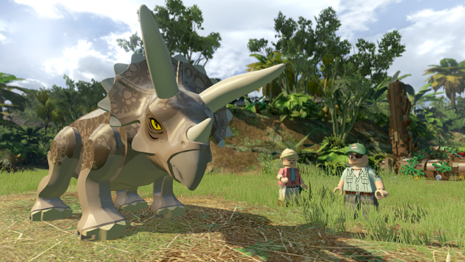 LEGO Jurassic World The Indominus Escape : Les 3 dernières parties du court-métrage
