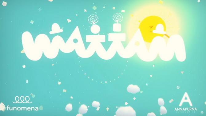 State of Play : Wattam donne sa fenêtre de lancement en vidéo colorée