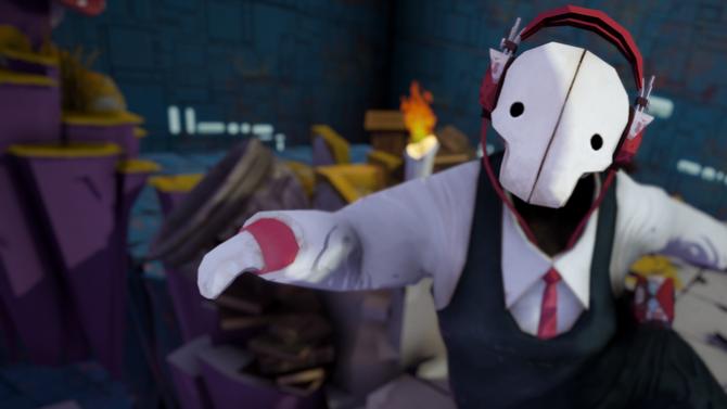 Inside Xbox : La comédie romantique macabre Felix the Reaper se date