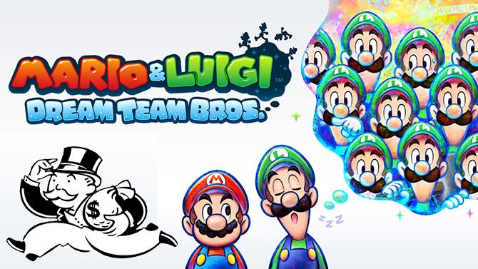 AlphaDream : Le rêve se termine pour le studio des Mario & Luigi, déclaré en faillite
