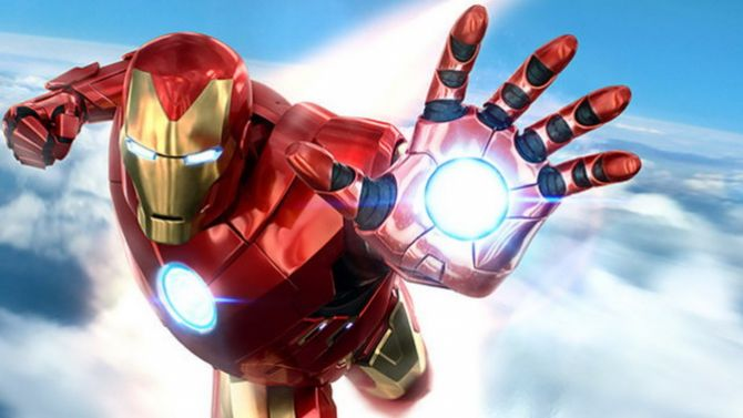 Marvel's Avengers : Le rideau tombe et voilà Black Widow