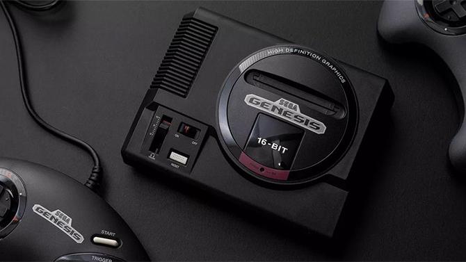 Mega Drive Mini : Un 43ème jeu se cache dans la console, découvrez l'astuce