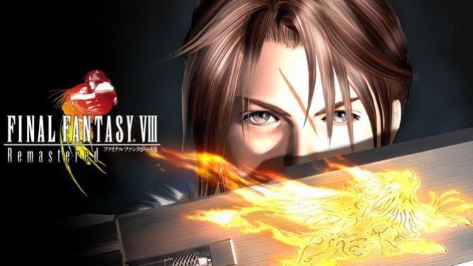 Final Fantasy VII et Final Fantasy VIII Remastered arrivent en boîte, oui, mais sur Switch