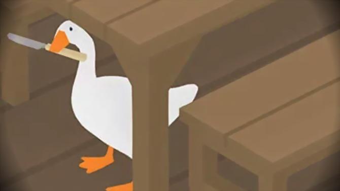Untitled Goose Game : Un joueur récupère TOUS les objets du jeu, découvrez son exploit hilarant