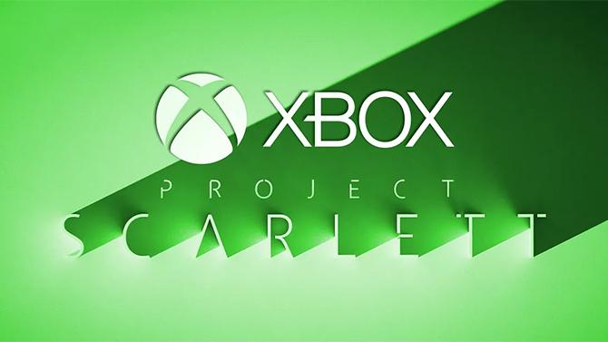 Xbox Scarlett : Une grosse amélioration du côté du processeur selon Aaron Greenberg