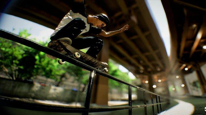 Session : La simulation de skate repousse ses tricks sur Xbox One