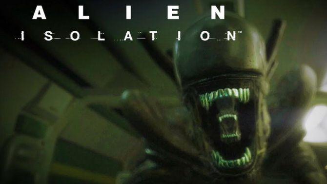 Ça sort sur Switch : Alien Isolation se montre avec du gameplay