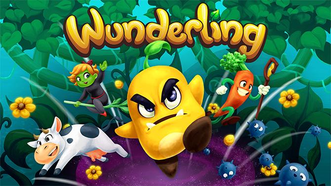 Wunderling s'annonce : Un jeu de plate-forme entre Donkey Kong Country et Bit.Trip Runner