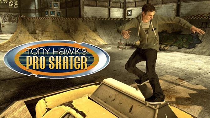 Tony Hawk's Pro Skater : La série de retour ? La rumeur qui enfle