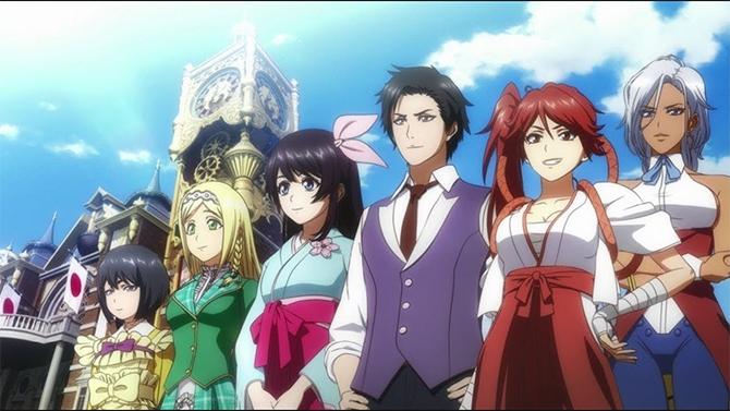 PS4 : Une démo pour Project Sakura Wars, les infos