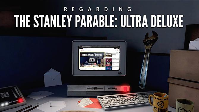 The Stanley Parable : Ultra Deluxe trolle sur sa date de sortie dans une délicieuse vidéo