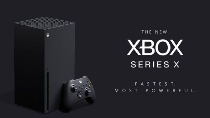 Xbox Series X : Il sera possible de passer d'un jeu à l'autre très rapidement