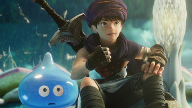 Dragon Quest Your Story : Netflix mentionne le film d'animation en Occident