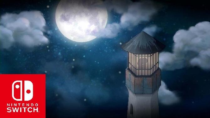 To the Moon : La version Switch dévoile le remake du trailer original en vidéo
