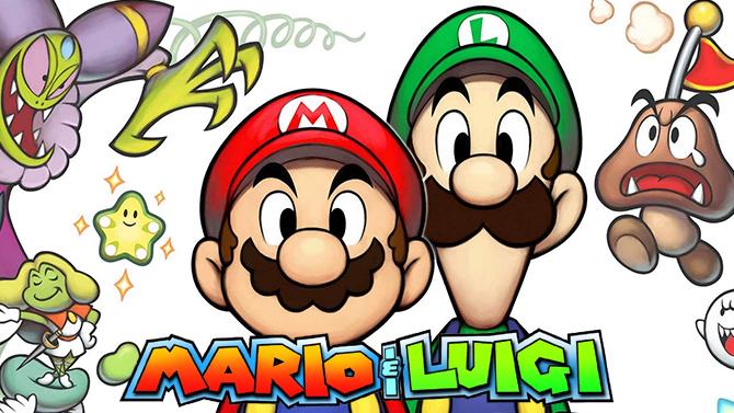 Nintendo récupère la marque Mario & Luigi après la fermeture du studio Alpha Dream