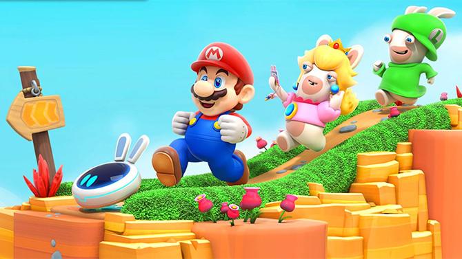 """Ubisoft Milan recrute pour un """"AAA prestigieux,"""" Mario + Lapins Crétins 2 en chantier ?"""