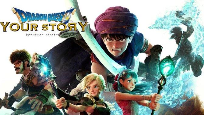 Dragon Quest Your Story est officiellement daté sur Netflix