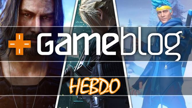 GBHebdo #14 : The Witcher, GTA 6, Switch, Final Fantasy VII Remake... L'actu résumée en vidéo