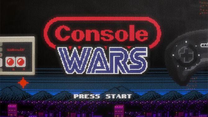 La guerre des consoles Nintendo vs SEGA bientôt adaptée en série télé, premières infos