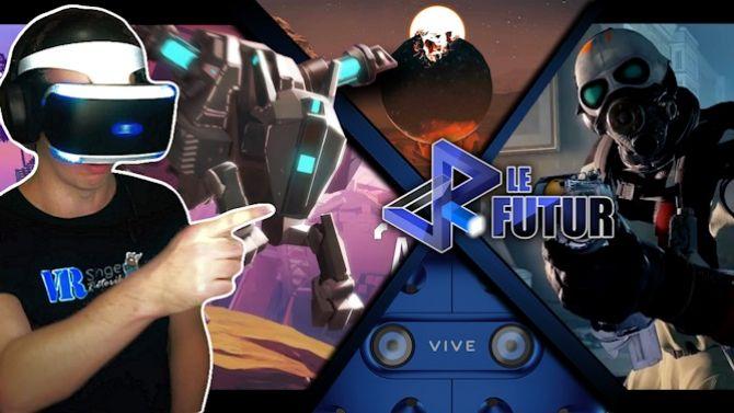 VR le Futur #74 : Spécial Gameplay ! Beat Saber en mode 360° et skill de fou en Expert +