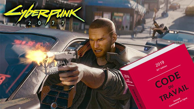 Cyberpunk 2077 reporté à cause de... la Xbox One ?