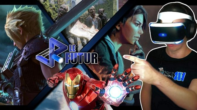 VR le Futur #75 : Ventes PSVR, Panasonic VR, The Climb... + Toute l'actu de la semaine !