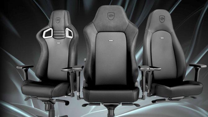 """L'image du jour : Les trois principales """"chaises"""" du Gamer"""