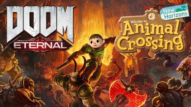 DOOM Eternal : Le mode Ultra-Nightmare de retour, la difficulté est comparée à... Mario Kart