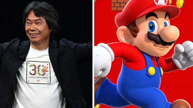Nouveau film Super Mario : Shigeru Miyamoto n'était pas convaincu mais a changé d'avis