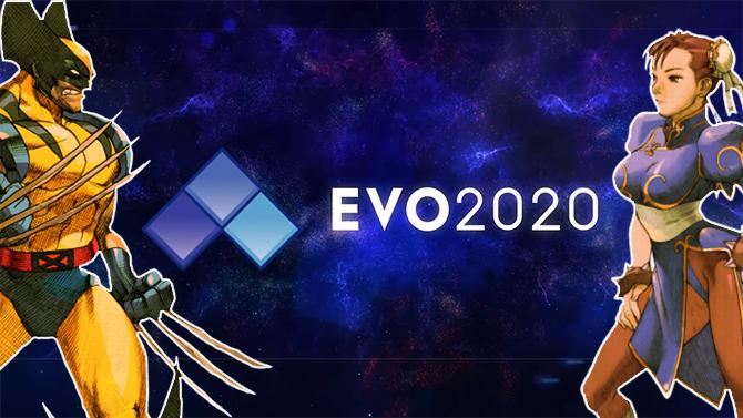 EVO 2020 : Le line-up complet se dévoile, et célèbre les 20 ans de Marvel vs. Capcom 2