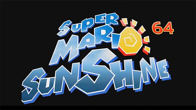 Il transforme Super Mario 64 en... Super Mario Sunshine, l'impressionnante vidéo