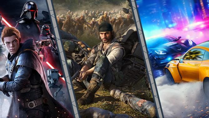 PlayStation Store : L'offre Jeux Indispensables PS4 débute, jusqu'à -50% sur Days Gone, Jedi Fallen Order, PES 2020...