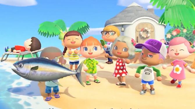 Animal Crossing New Horizons fait le point à un mois de sa sortie, tous les détails