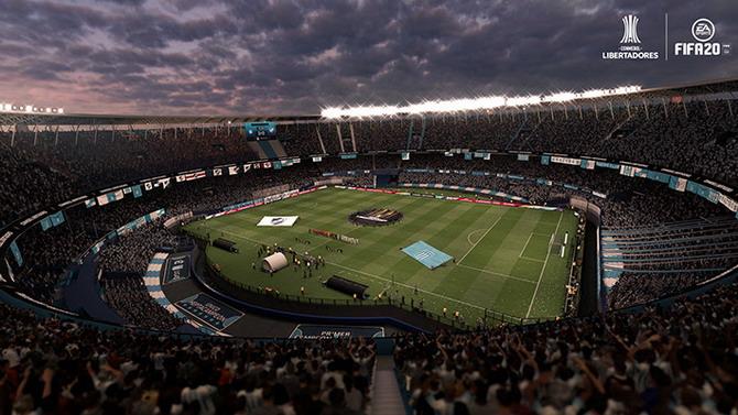 FIFA 20 : L'arrivée de la Copa Libertadores datée