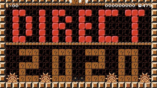Nintendo Direct : Un joueur crée sa propre émission... dans Super Mario Maker 2