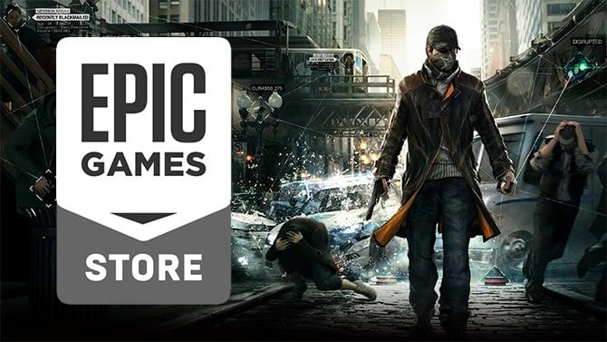 Epic Games Store : Watch Dogs et The Stanley Parable gratuits dès la semaine prochaine