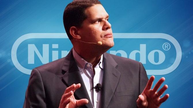 Reggie Fils-Aimé parle d'Iwata, des DLC, du conservatisme chez Nintendo, et annonce un livre