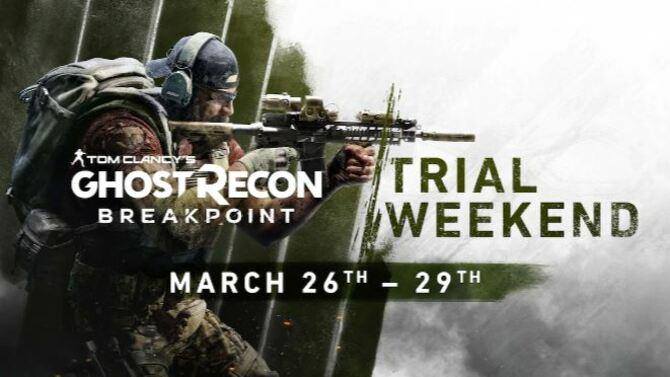 Ghost Recon Breakpoint : Le jeu est gratuit durant tout le weekend sur PC et consoles