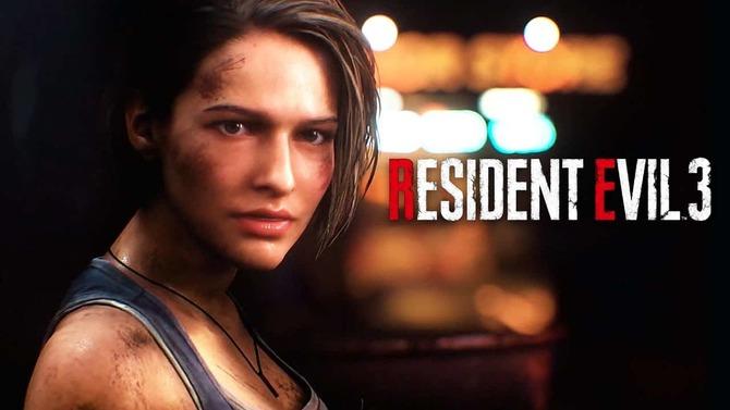 Resident Evil 3 : La nouvelle Jill Valentine sublimée dans un trailer inédit