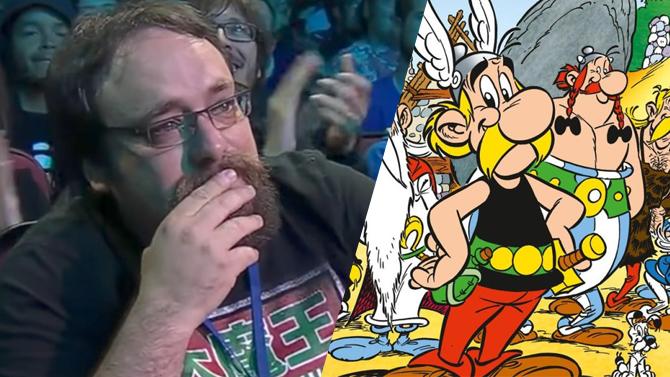 L'hommage à Astérix dans Mario + Lapins Crétins Kingdom Battle révélé
